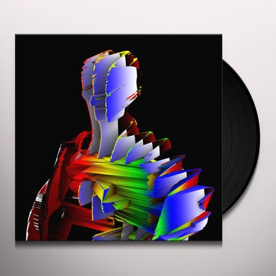 Visible Cloaks LEX Vinyl Record