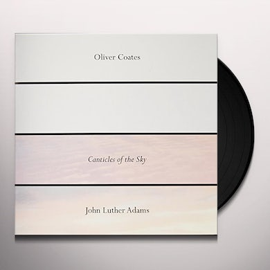 JOHN LUTHER ADAMS' CANTICLES OF THE SKY Vinyl Record