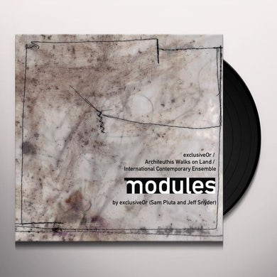 Exclusiveor MODULES Vinyl Record