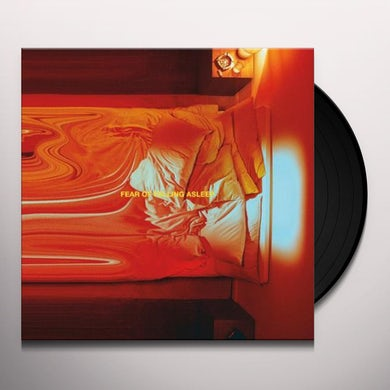 Fear Of Falling Asleep Vinyl Record