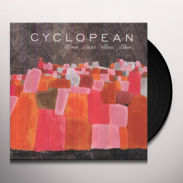 Cyclopean Vinyl Record