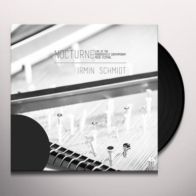 Irmin Schmidt NOCTURNE (LIVE AT THE HUDDERSFIELD CONTEMPORARY) Vinyl Record