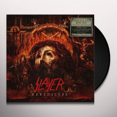 Slayer LP - Repentless (Vinyl)