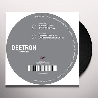 Deetron & Steve Spacek CHOOSE ME Vinyl Record