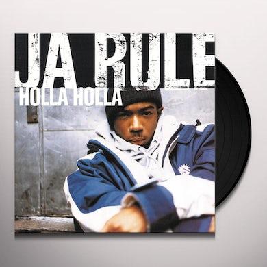 Ja Rule HOLLA HOLLA Vinyl Record