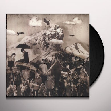 Horse Feathers CYNIC'S NEW YEAR Vinyl Record