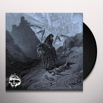 Integrity Howling, For The Nightmare Shall Consume Vinyl Record