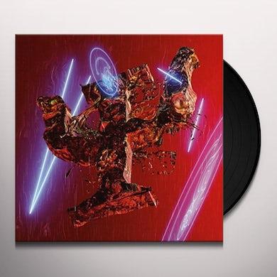 Patten PSI Vinyl Record