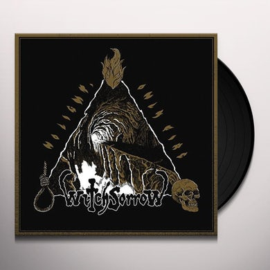 Witchsorrow NO LIGHT ONLY FIRE Vinyl Record