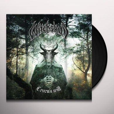 Witchskull COVEN'S WILL Vinyl Record