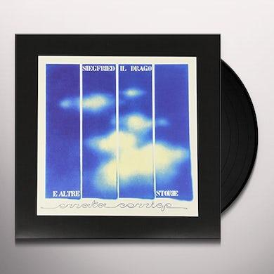ERRATA CORRIGE SIEGFRIED IL DRAGO E ALTRE STORIE Vinyl Record