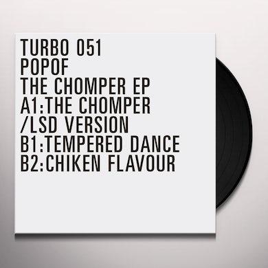 Popof CHOMPER EP Vinyl Record