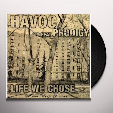 Havoc LIFE WE CHOSE Vinyl Record