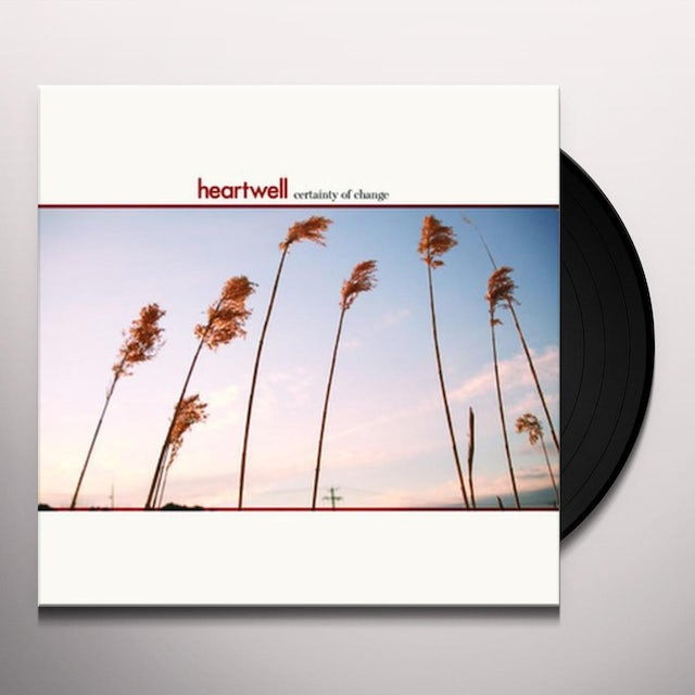 Heartwell CERTAINTY OF CHANGE Vinyl Record