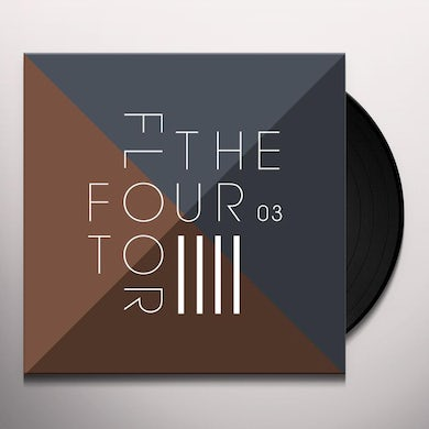 FOUR TO THE FLOOR 3 / VARIOUS Vinyl Record