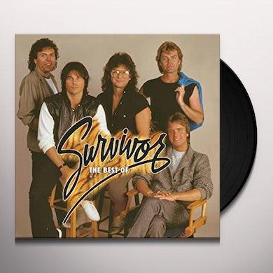 BEST OF SURVIVOR-GREATEST HITS Vinyl Record
