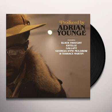 PRODUCED BY ADRIAN YOUNGE Vinyl Record