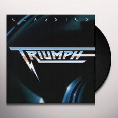 Triumph Classics Vinyl Record