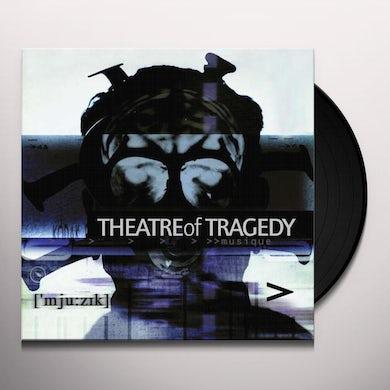 Theatre Of Tragedy MUSIQUE (20TH ANNIVERSARY EDITION) Vinyl Record