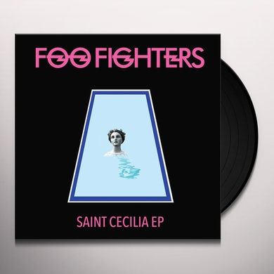 Foo Fighters SAINT CECILIA Vinyl Record