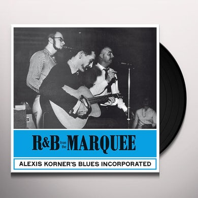 Alexis Korner R&B FROM THE MARQUEE Vinyl Record