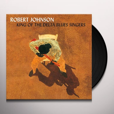 Robert Johnson KING OF THE DELTA BLUES SINGER Vinyl Record
