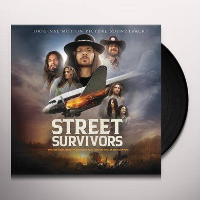 Street Survivors / O.S.T. STREET SURVIVORS / Original Soundtrack Vinyl Record