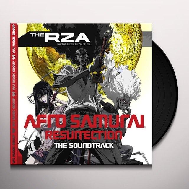 Rza Presents: Afro Samurai The Resurrection / Ost RZA PRESENTS: AFRO SAMURAI THE RESURRECTION / Original Soundtrack Vinyl Record
