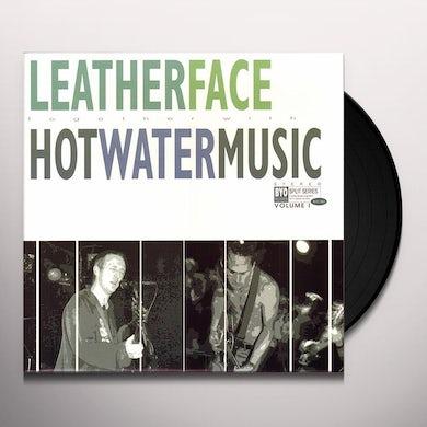 HOT WATER MUSIC / LEATHERFACE SPLIT SERIES Vinyl Record