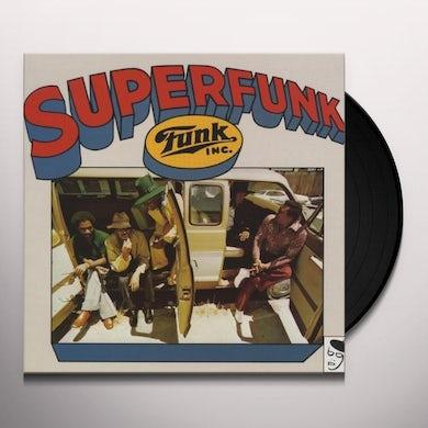 Funk Inc SUPERFUNK Vinyl Record