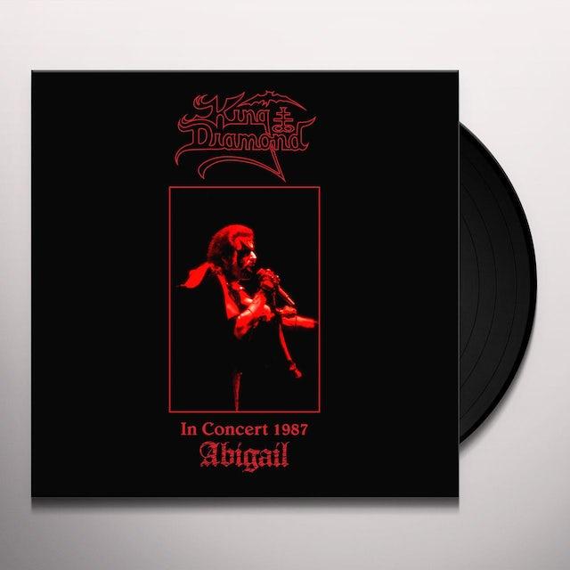 9f6c5323c0a King Diamond IN CONCERT 1987 ABIGAIL LIVE Vinyl Record