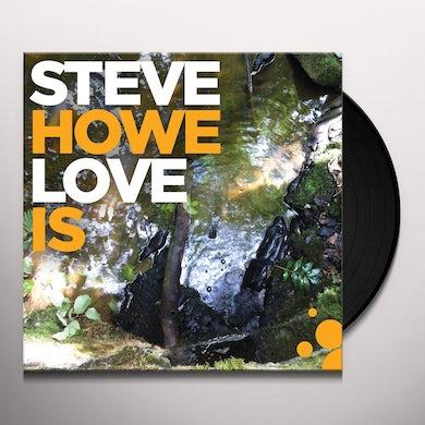Love Is Vinyl Record