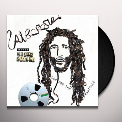 ALBOROSIE MEETS ROOTS RADICS - DUB FOR RADICALS Vinyl Record