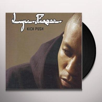 Lupe Fiasco KICK PUSH Vinyl Record