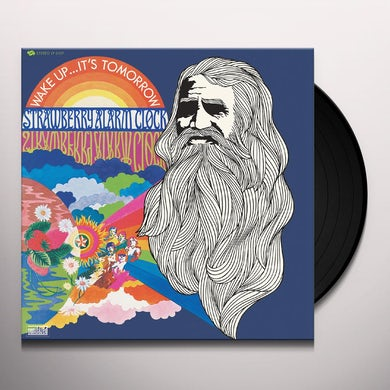 Strawberry Alarm Clock Wake Up It's Tomorrow Vinyl Record