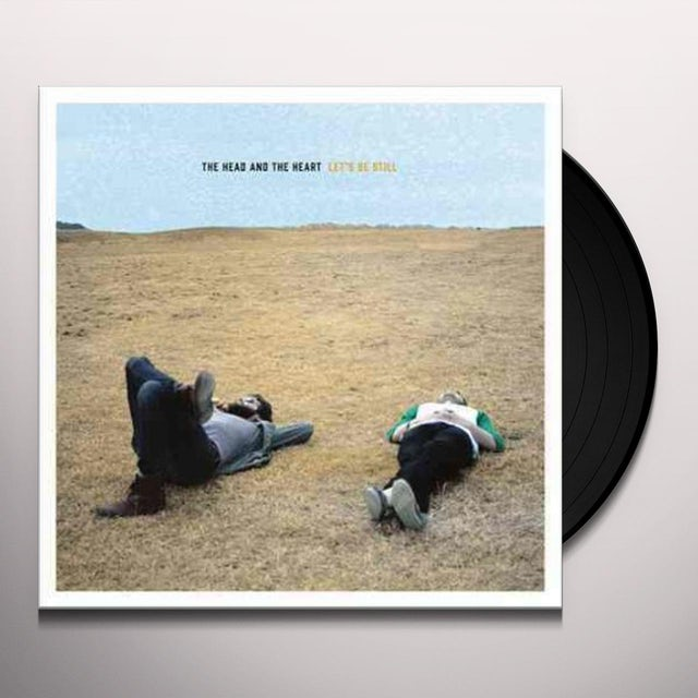 The Head and the Heart LET'S BE STILL Vinyl Record