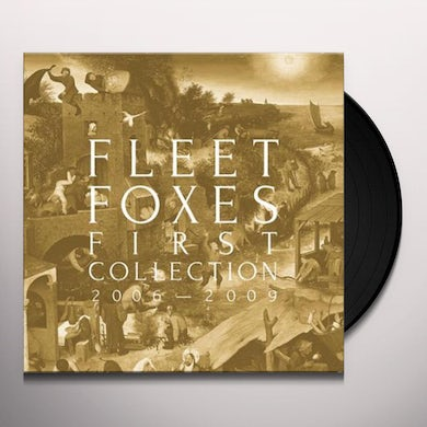 FIRST COLLECTION 2006-2009 Vinyl Record