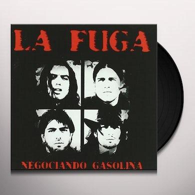 La Fuga NEGOCIANDO GASOLINA Vinyl Record