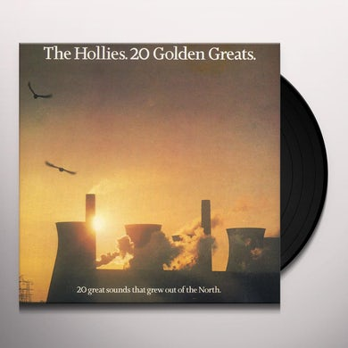 20 GOLDEN GREATS Vinyl Record