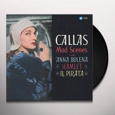 Maria Callas MAD SCENES Vinyl Record