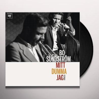 Bo Sundstrom MITT DUMMA JAG: SVENSK JAZZ Vinyl Record