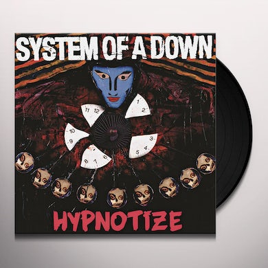 System Of A Down HYPNOTIZE Vinyl Record