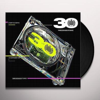 30 YEARS: THREE DECADES OF DANCE / VARIOUS Vinyl Record