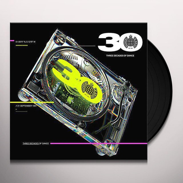 30 Years: Three Decades Of Dance / Various