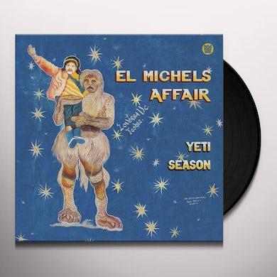 YETI SEASON Vinyl Record