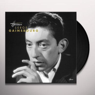 Serge Gainsbourg LA COLLECTION HARCOURT Vinyl Record