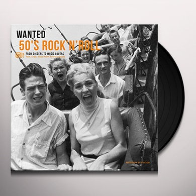 Wanted 50'S Rock N Roll / Various Vinyl Record