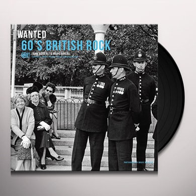 Wanted 60'S British Rock / Various Vinyl Record