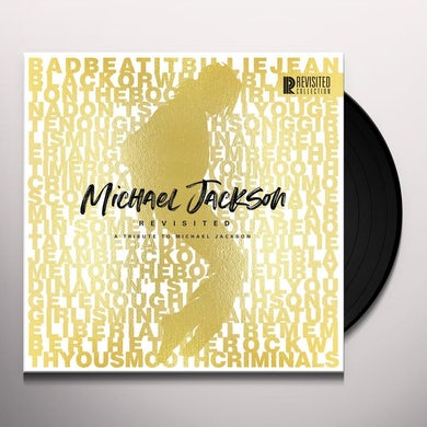 MICHAEL JACKSON REVISITED: TRIBUTE TO MJ / VARIOUS Vinyl Record