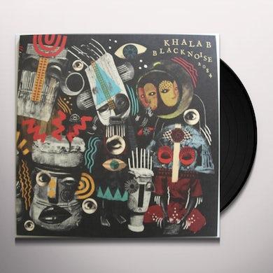 Khalab BLACK NOISE 2084 Vinyl Record